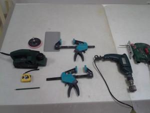 Tools I used