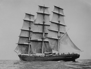 Cutty Sark original picture