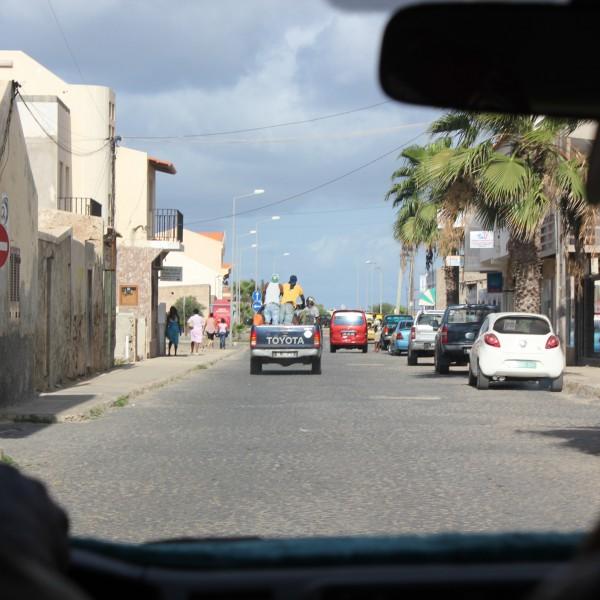 streets of Santa Maria