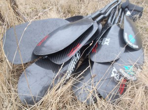 Carbon-fibre dump