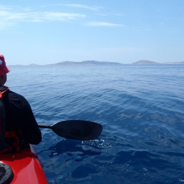 Uprostřed Murterského moře