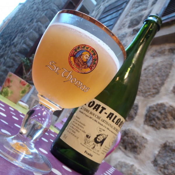great cider from Brittany